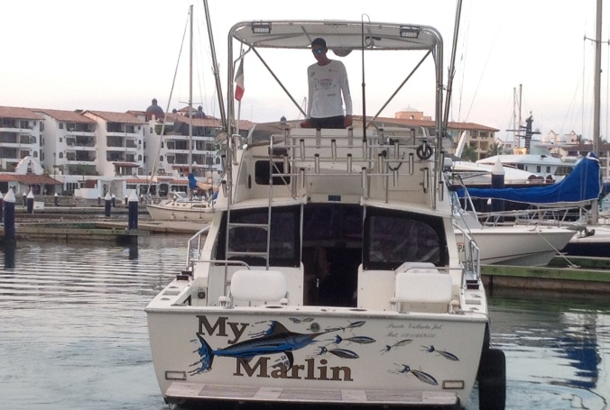 My Marlin-fishing-Charter-Puerto Vallarta