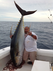 Puerto Vallarta fishing report January 2014