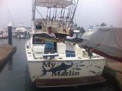 fishing Charter My Marlin