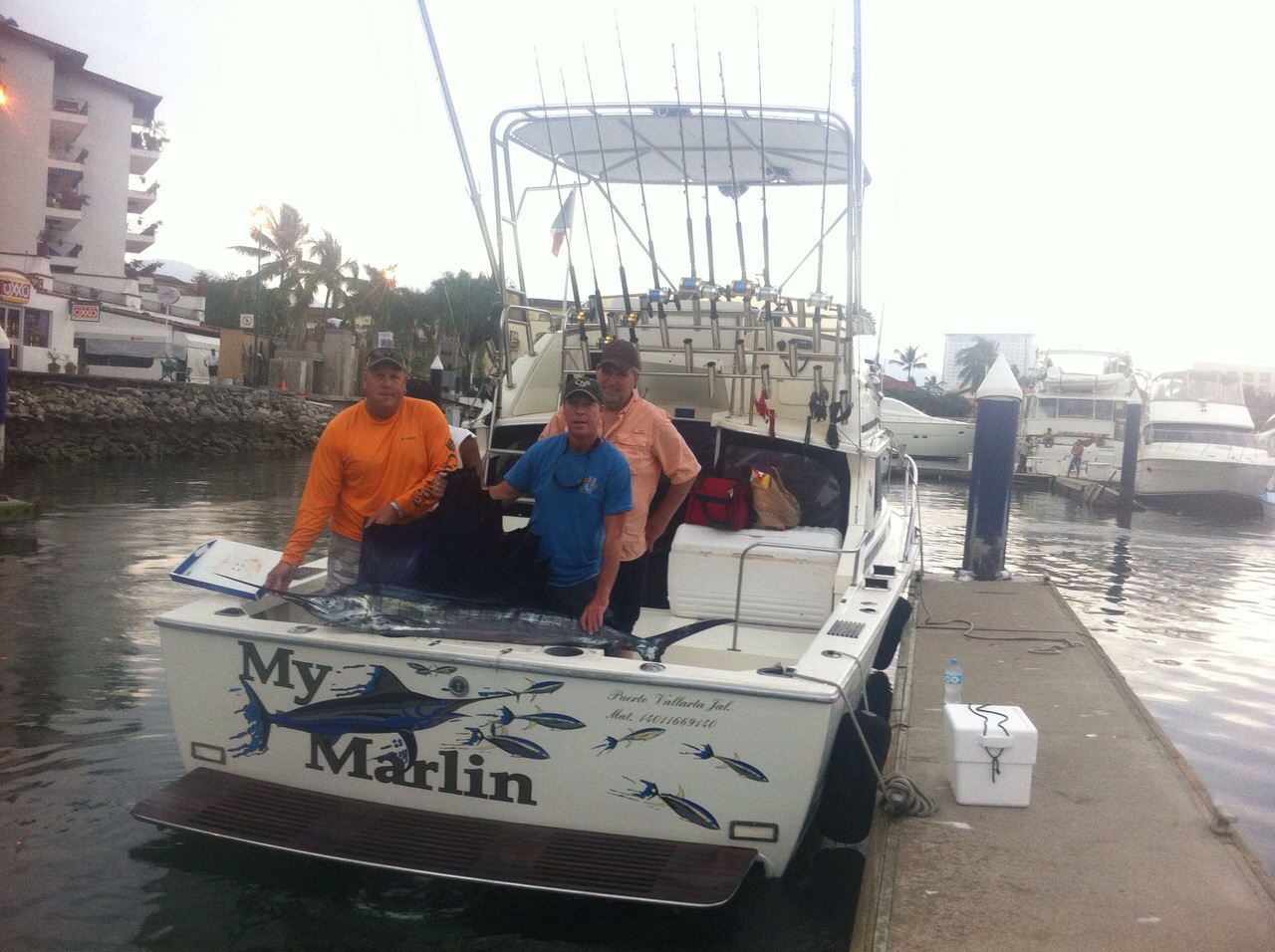 Deep sea fishing my marlin puerto vallarta fishing for Deep sea fishing puerto vallarta