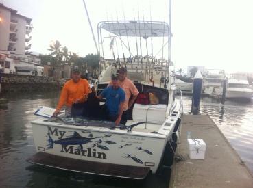 My Marlin Puerto Vallarta fishing Charter
