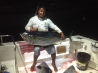 tuna fishing report