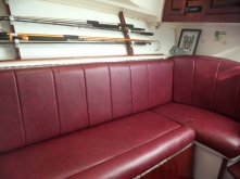 Cabin couch