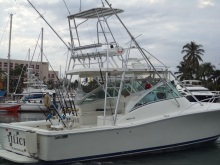 1Puerto Vallarta fishing charter luxury 36 ft luhrs yacht (35) - Copy