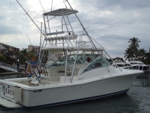 Puerto Vallarta fishing charter luxury 36 ft luhrs yacht (42)