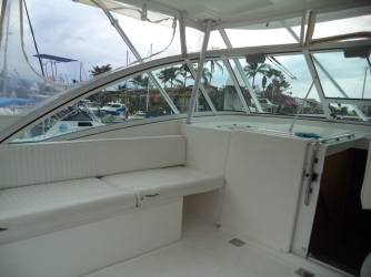 Puerto Vallarta fishing charter luxury 36 ft luhrs yachts