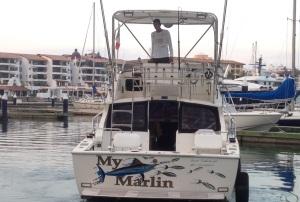 My Marlin-barco de pesca atun, Marliny mas