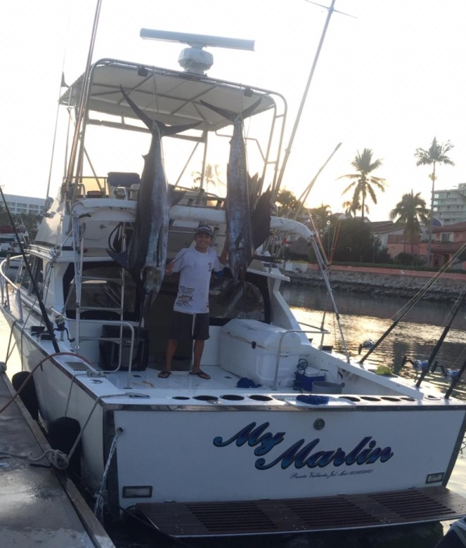 My Marlin fishing report December 2019